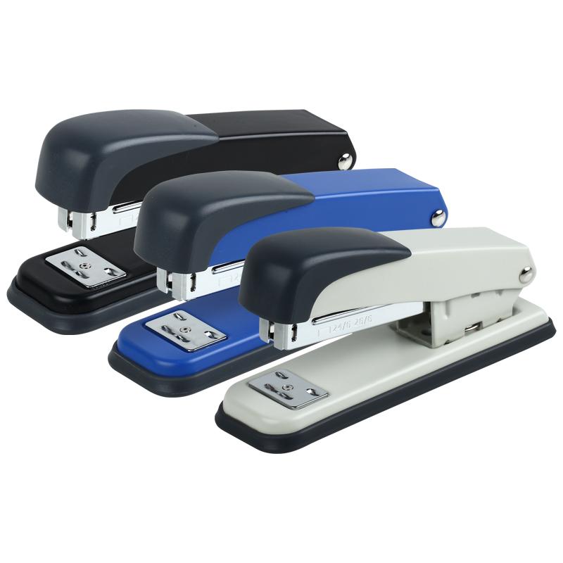 齊心 B3083 耐用訂書機 12#金屬機