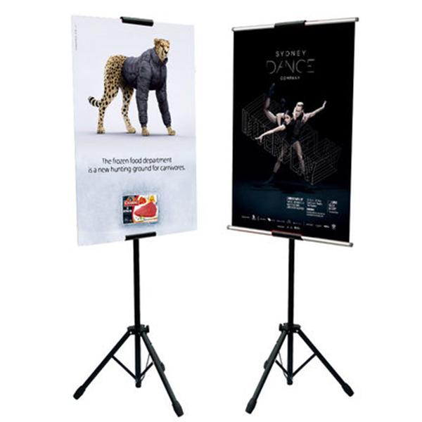 不容小觑的展示牌,可以夹画板透露出浓浓艺术范,仅供应北京地区!