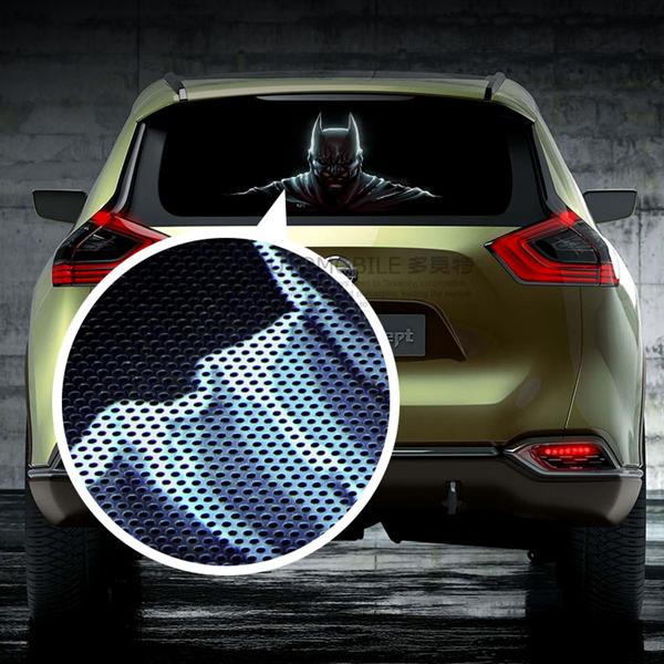可用做车窗广告牌,车窗招牌广告等